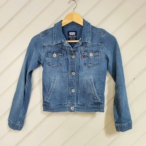 LEVI'S -Youth- Denim Trucker Jacket